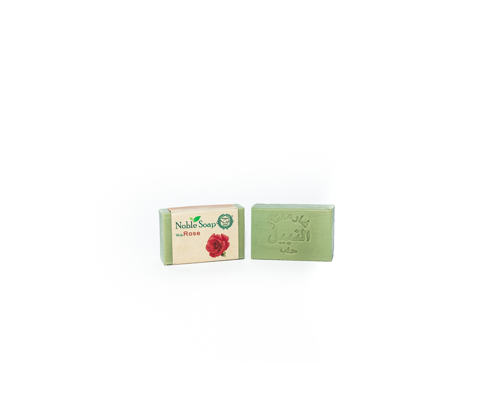 Natural Noble™ Rose Soap