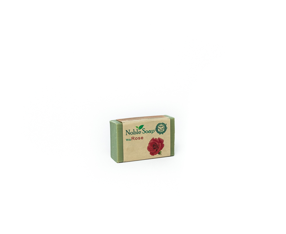 Natural Noble™ Rose Soap,