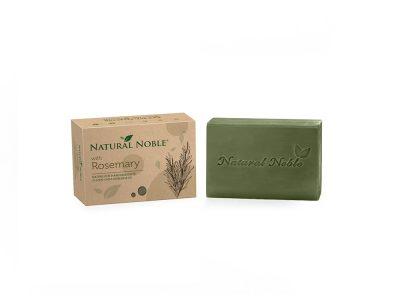 Natural Noble rosemary olive and laurel Aleppo handmade vegan soap