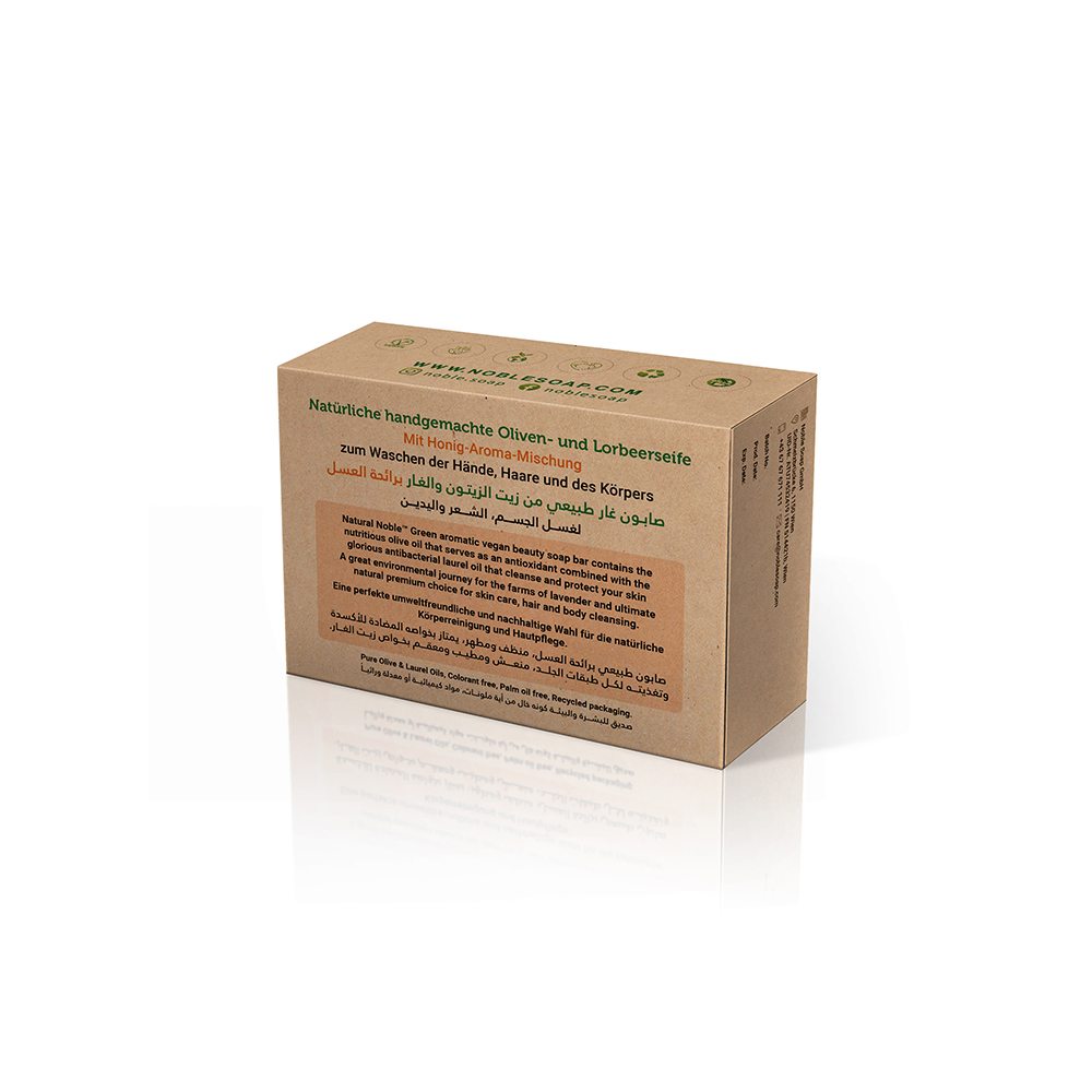 Natural Noble™ Honey Soap